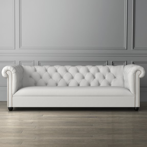 Bond Chesterfield Sofa | Williams Sonoma
