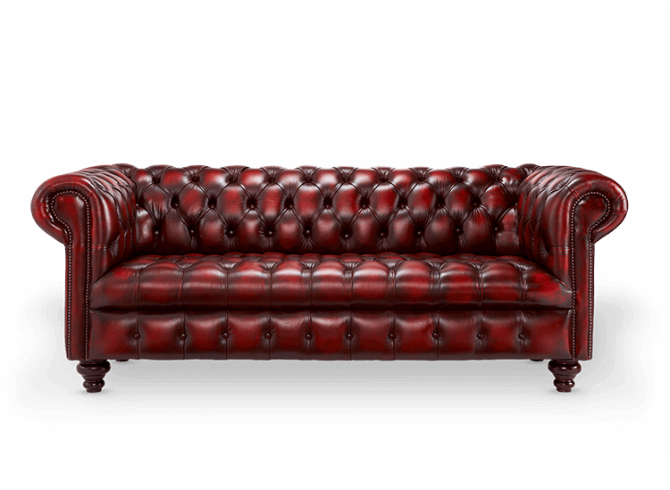 Leather Chesterfield Sofa - Marquess - Simply Sofa Co