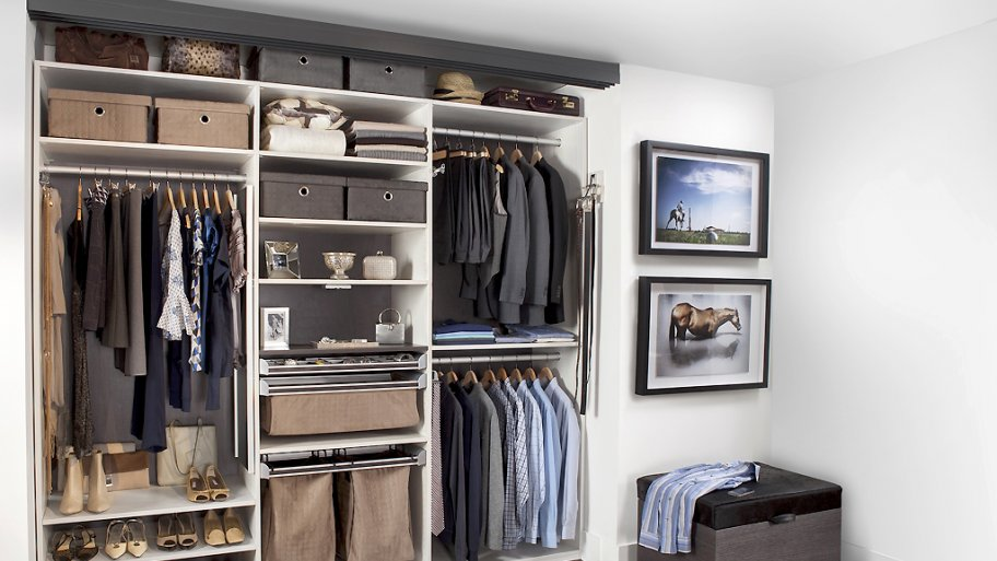 Closet Organization Ideas for Any Space