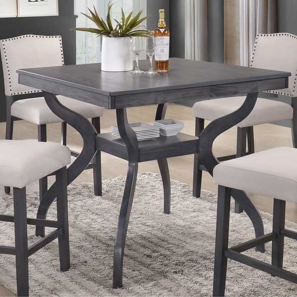 Shop Best Quality Furniture Contemporary Dining Table with Storage
