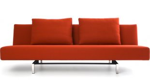 Sleeper Sofa With 2 Cushions. by Niels Bendtsen, from bensen