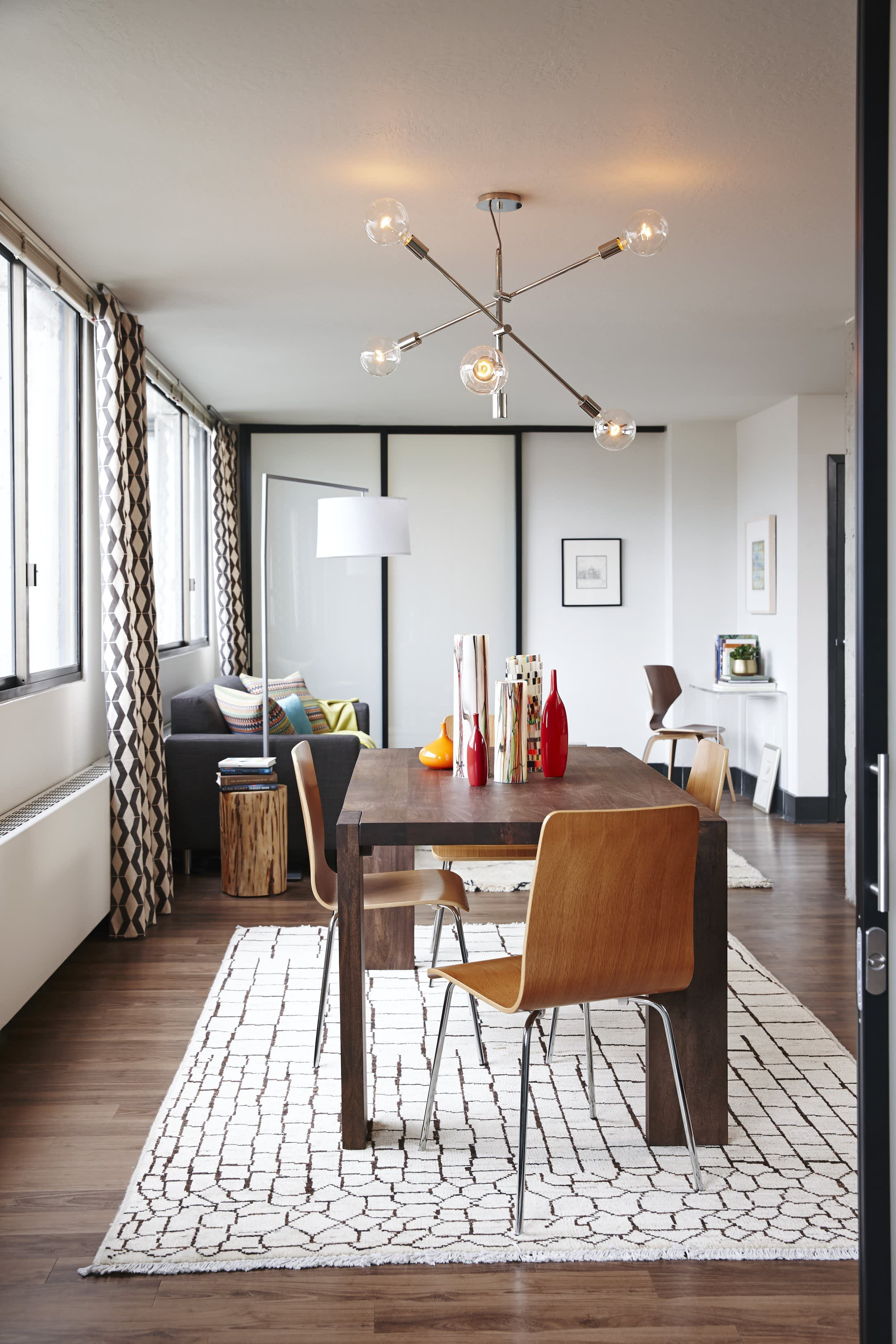 Resources & Inspiration from a Warm and Happy Modern Home (Image credit:  Sean Dagen )