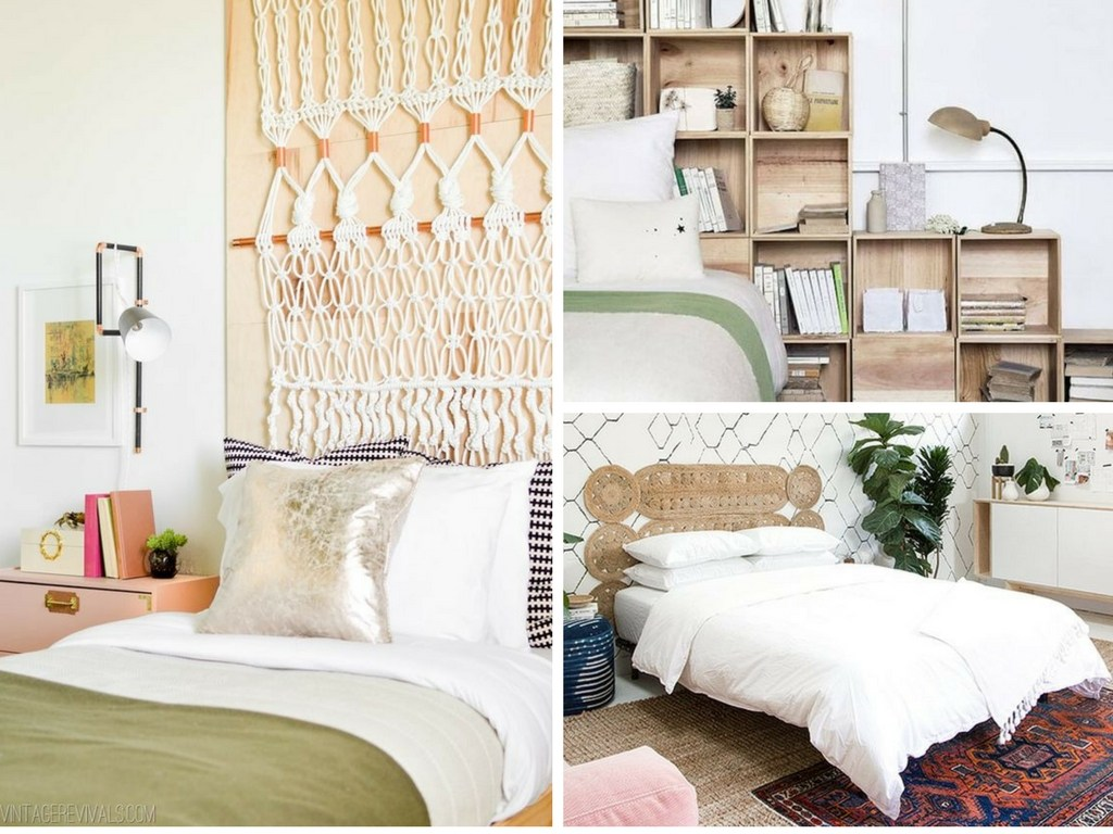 21 Unique DIY Headboard Ideas to Transform Your Bedroom