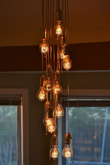 41 Stunningly Beautiful Vintage Lamps Enhanced by the Lightbulbs