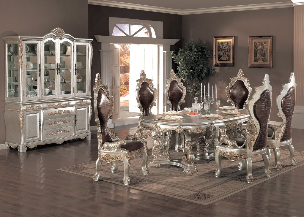 2018 formal dining room furniture for elegant, functional and comfortable  dining space