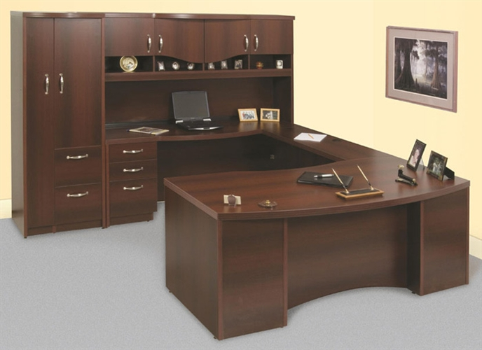 Deluxe Manhattan Series Office Suite, Executive Office Furniture