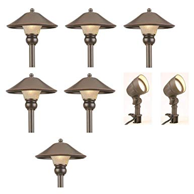 Exterior Led Landscape Lighting Kits