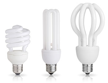 Recycling Compact Fluorescent Lamp Bulbs in Kirkland