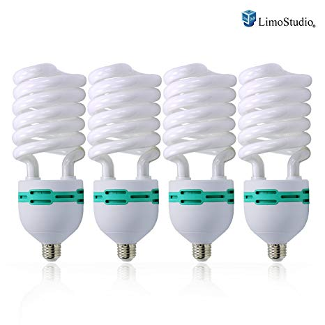 Amazon.com : LimoStudio Full Spectrum Light Bulb, 45W Photography