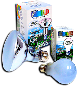 Full Spectrum Light Bulbs & Tubes