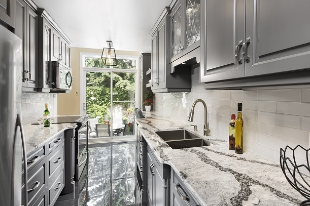 3 Design Solutions for Your Galley Kitchen