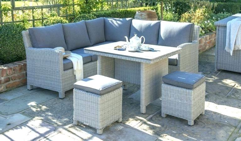 Garden Dining Set China Outdoor Wicker Cube Dining Set Rattan Cube