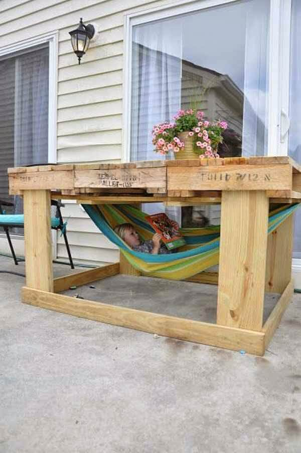 Garden Table Ideas