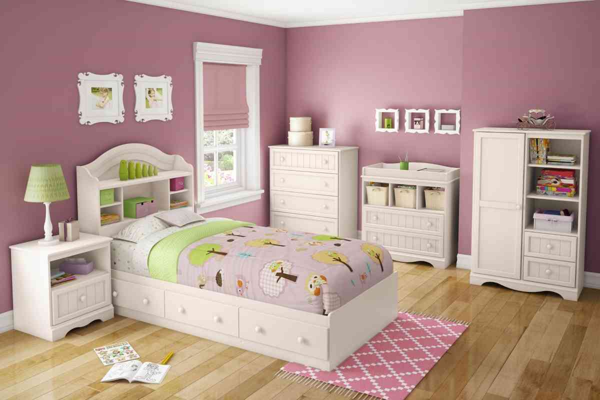 Amazing Girls White Bedroom Furniture · Awesome Girls White Bedroom  Furniture