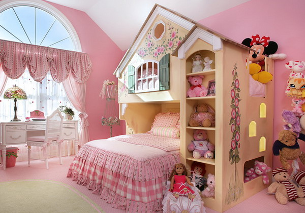 Bedroom furniture sets for girls