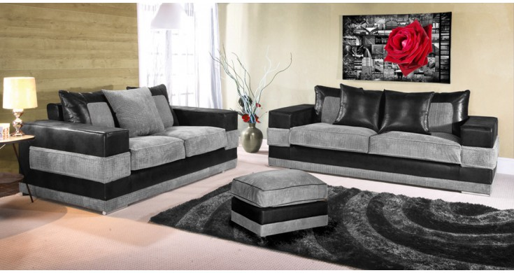 Black And Grey Couch Black And Grey Sofa Gray And Black Couch Set