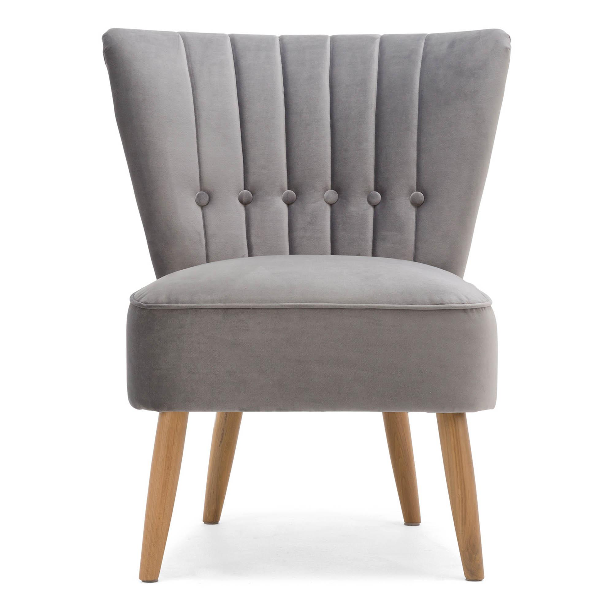 Isla Chair - Light Grey