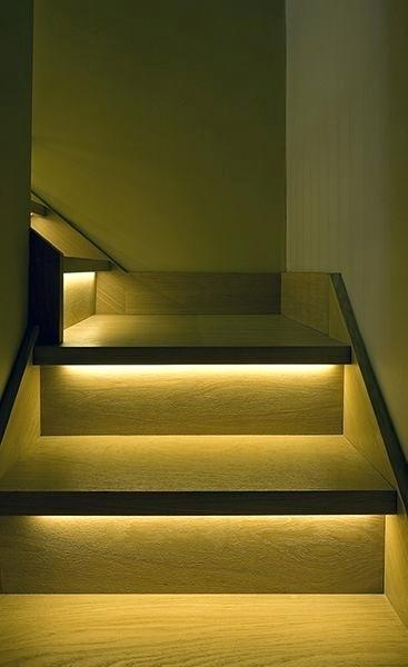 Under Stair Lighting Led Motion Sensor Stair Lighting