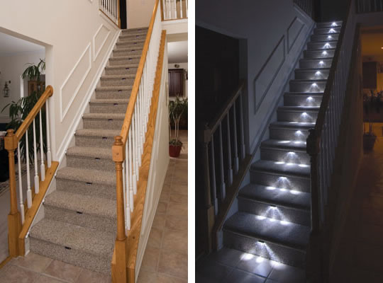 LED Stair Lights