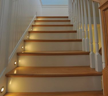 10 Most Popular Light for Stairways Ideas, Let's Take a Look! | M's