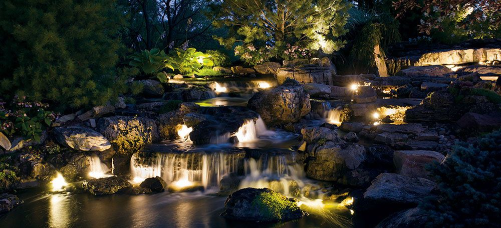 Kichler Landscape Lighting Options