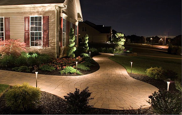 Outdoor Lighting, Landscape Lighting, St Louis, Ballwin, MO