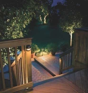 Outdoor Lighting Ideas - 12 Ways to Light Your Property - Bob Vila
