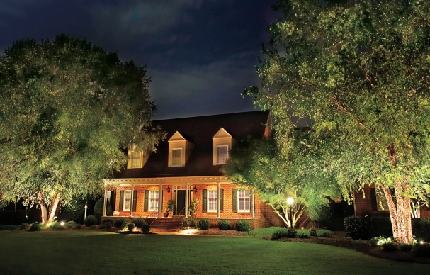 All About Landscape Lighting | This Old House