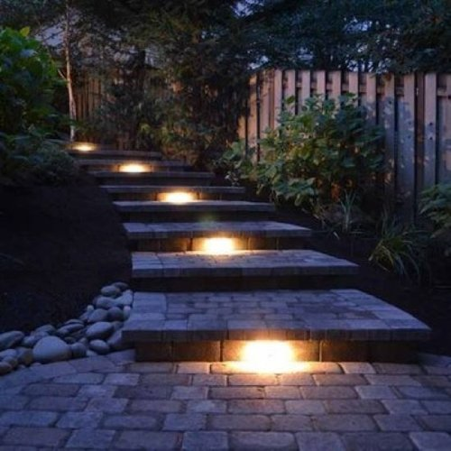 Kichler 15745AZT27, Landscape LED Low Voltage Aluminum Landscape
