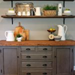 Kitchen Buffet Ideas