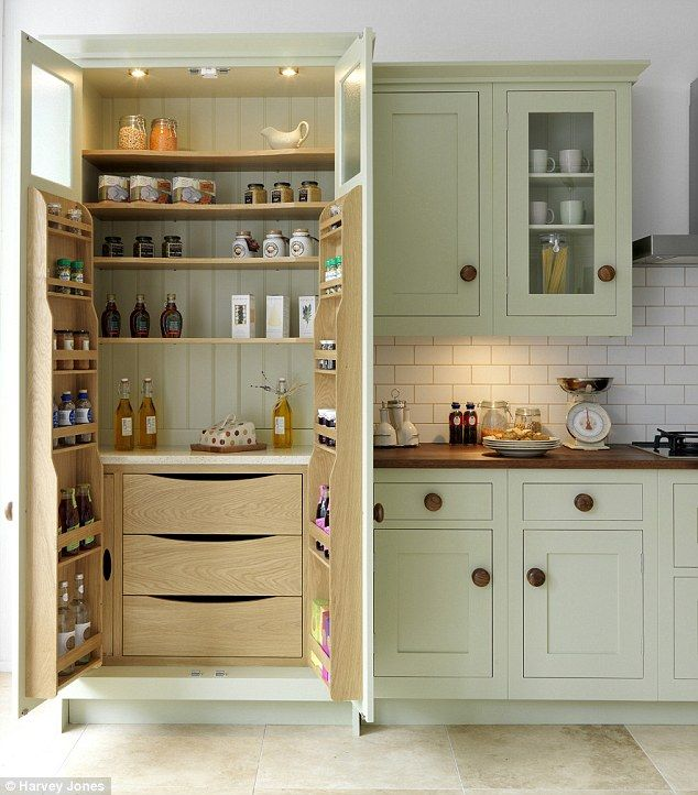 Get the best kitchen cupboard to increase the storage space and décor