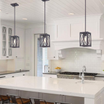 Kitchen Lighting Fixtures with Small   Spaces