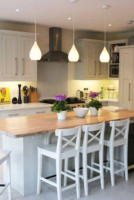 Give your Kitchen Lighting the WOW factor with Pendant Lights