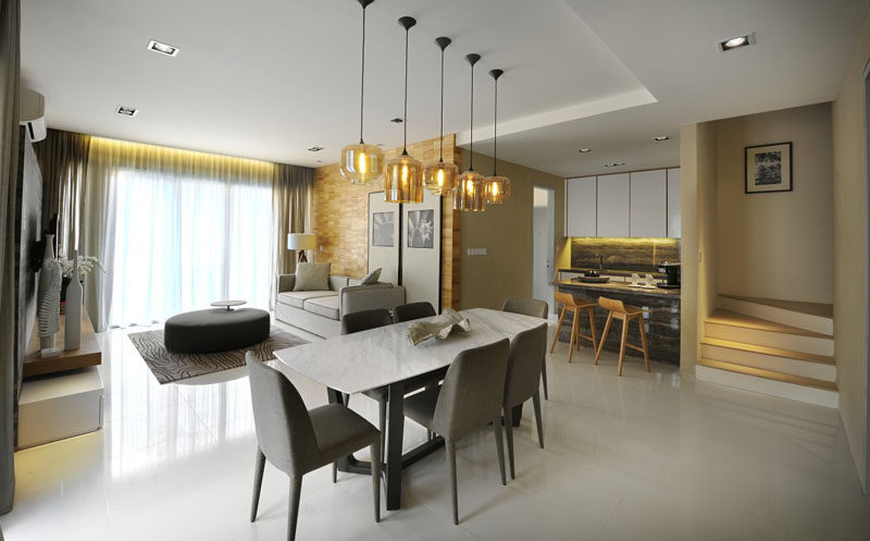 Lighting Design Idea - 8 Different Style Ideas For Lighting Above