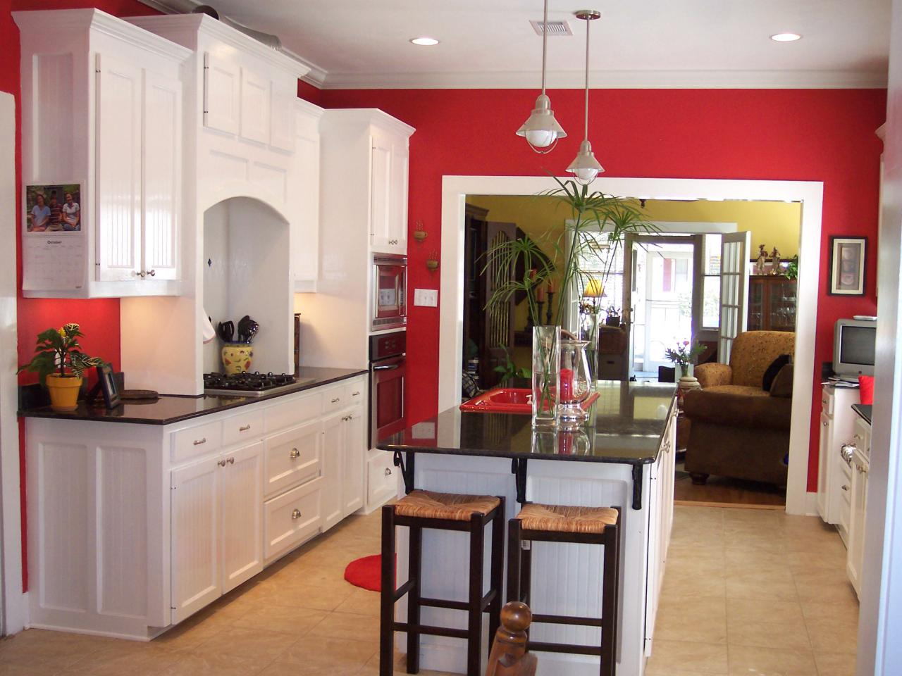 Image of: Kitchen Wall Paint Colors Ideas