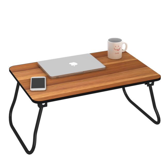 Lap Desk Portable Laptop Desk Foldable Standing Bed Desk Tray Computer Table