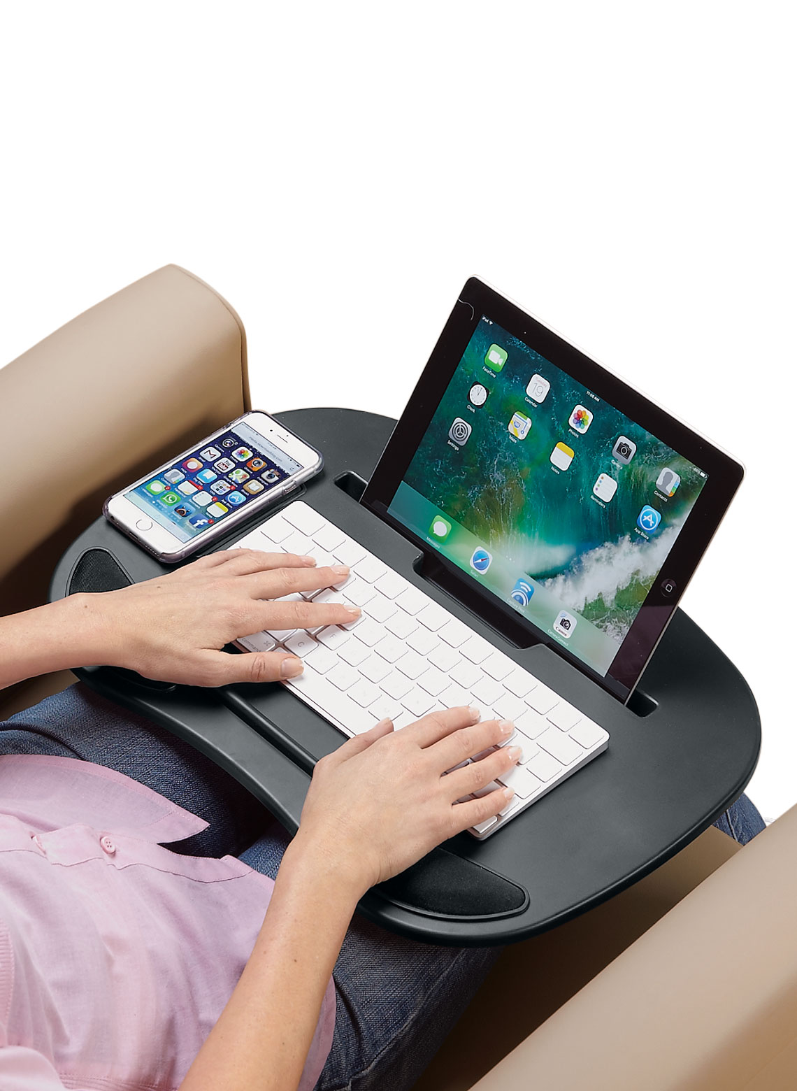 Media Lap Desk. Loading zoom