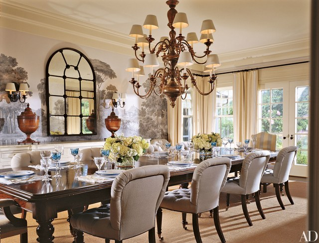 11 Large Dining Room Tables Perfect For Entertaining Photos With Table  Prepare 3