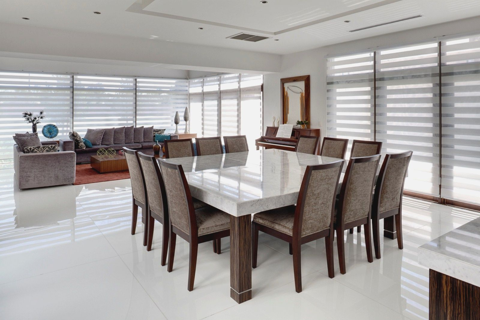 Large Dining Room Tables Seat 12 Dining Room Large Square Dining Room Table  Dimensions For 12 HD Wallpaper Frsh