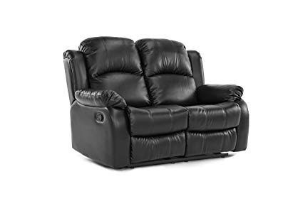 Leather Loveseat Recliner