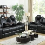 Leather Reclining Sofa And Loveseat