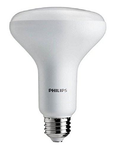 Philips 65W Equivalent LED BR30 Soft Flood Light Bulb with Dimmable
