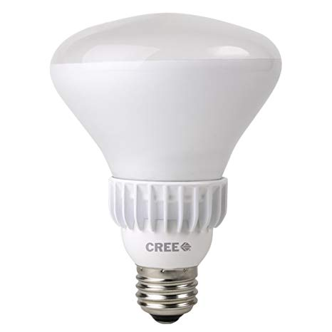 Cree 65W Equivalent Soft White (2700K) BR30 LED Flood Light Bulb