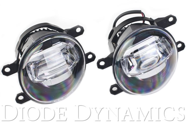 LUXEON LED Fog Lamps (Type B) | Diode Dynamics