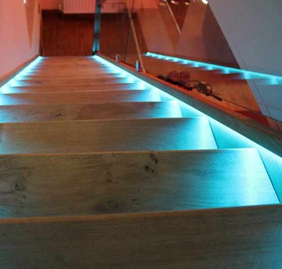Led Strip Step Lights Outdoor - Outdoor Lighting Ideas