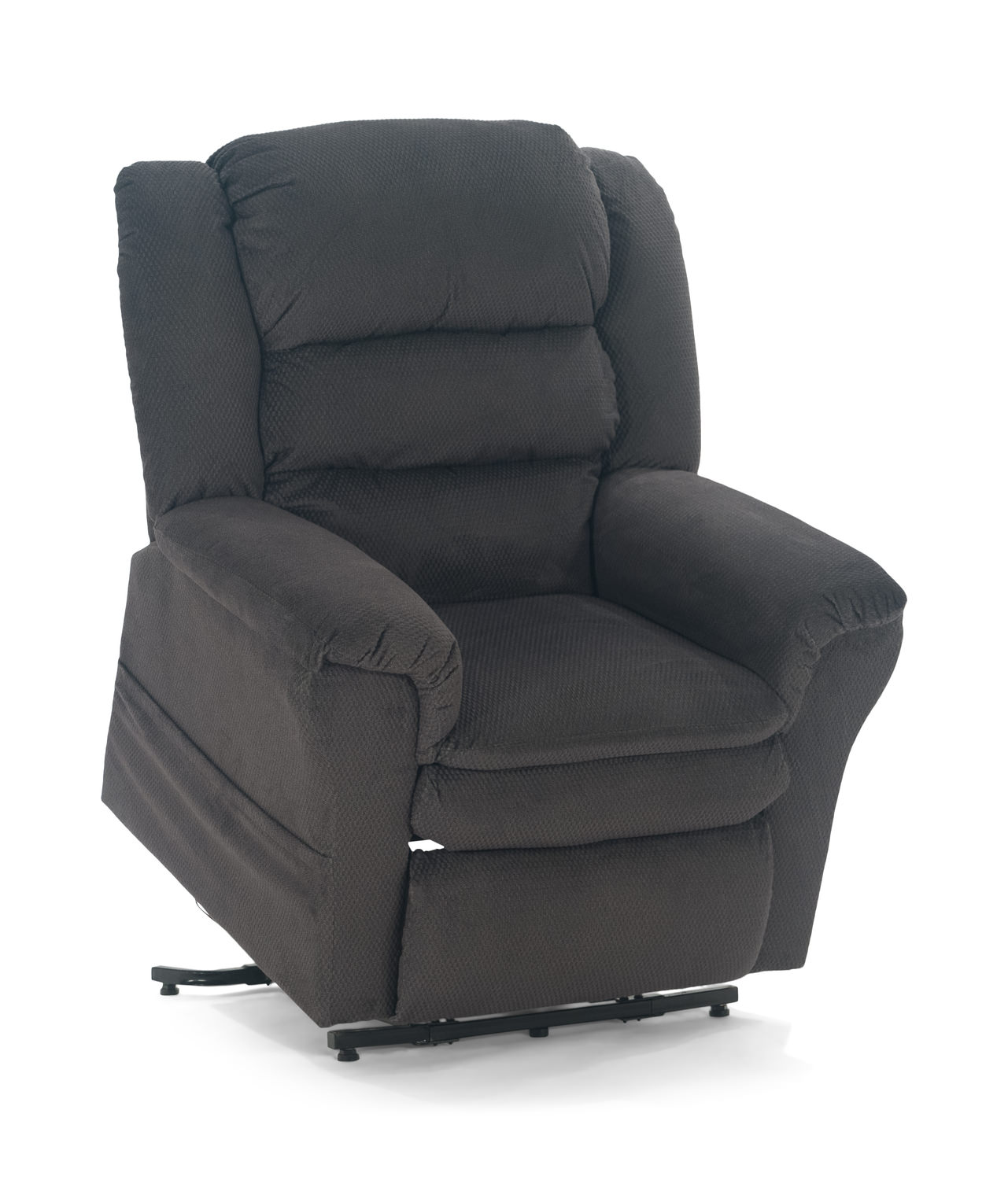 Kelly Power Lift Chair Recliner - Smoke