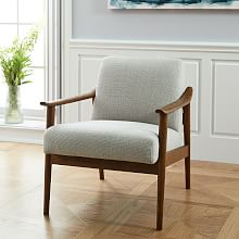 Mid-Century Show Wood Chair