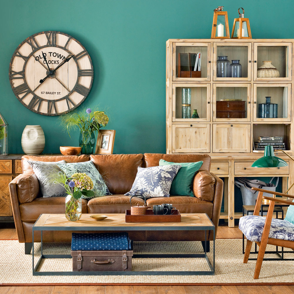 forest-green-living-room-colour-scheme