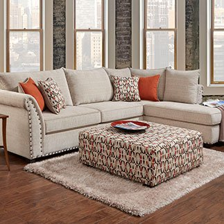 Weekends Only Living Room Sectionals