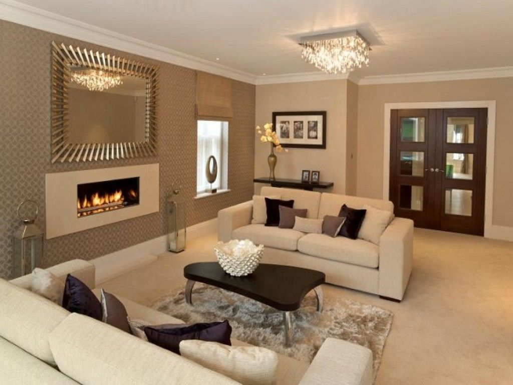 Modern Living Room Wall Colors 2015